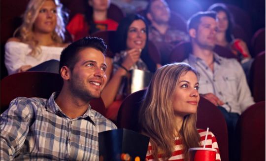 Odeon & Vue: 2 for 1 Wednesdays in March