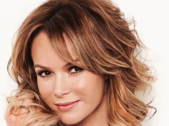 Amanda Holden: Daughter Was Dressed As Cindy Crawford, Not Pretty Woman