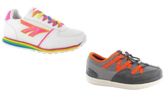 Extra 15% Off Children's Footwear Sale (With Code) @ Hi-Tec
