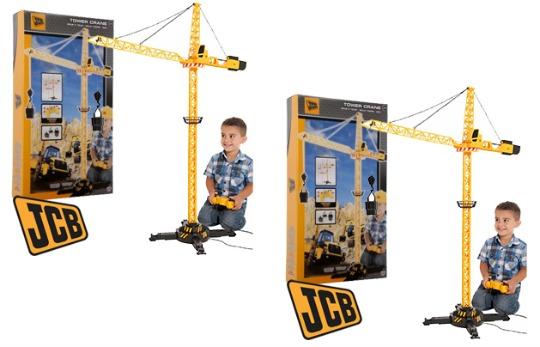 JCB Remote Controlled Crane £9.99 @ Home Bargains