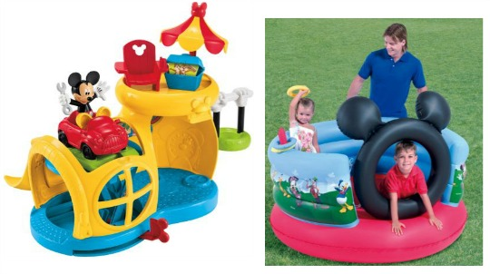 Mickey Mouse Clubhouse Bargains @ Argos