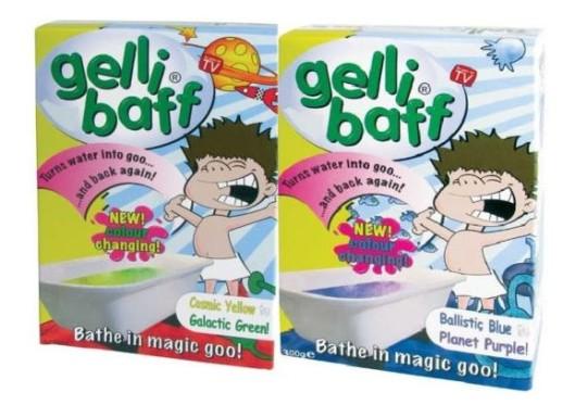 Colour Change Gelli Baff £3.99 @ Amazon