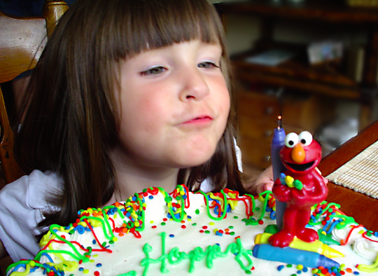 Dads Feel Under Pressure To Bake Brilliant Birthday Cakes