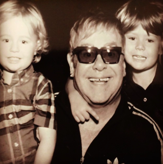 Elton John Calls For A Boycott On Dolce And Gabbana Over IVF Comments