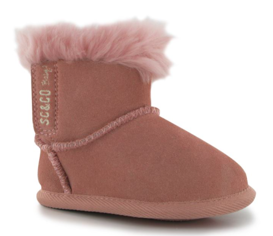 SoulCal Snug Crib Shoes £8.00 Was £19.99 @ Sports Direct