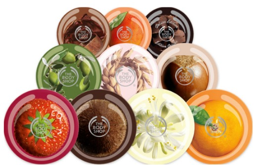 25% Off + Free Delivery When You Spend £5 - Plus more offers @ The Body Shop