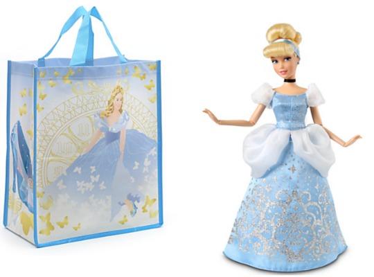 Cinderella Merchandise From £2 Delivered @ Disney Store