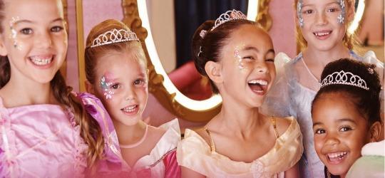NEW Cinderella Experience in the Disney Bibbidi Bobbidi Boutique at Harrods, London