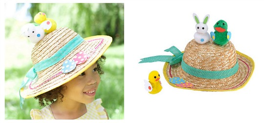 Make Your Own Easter Bonnet Kit: was £10, now £2.50 @Mothercare
