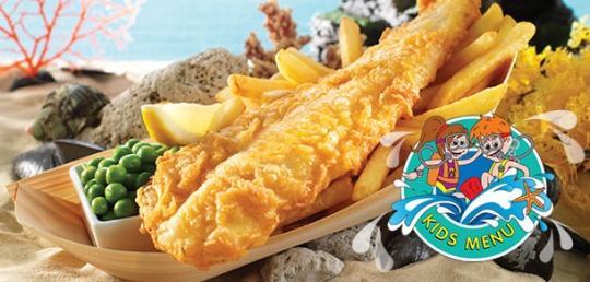 Kids Eat For £1 Mon - Weds This Easter @ Fayre & Square