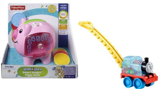 40% Off Selected Fisher Price Toys @ Amazon