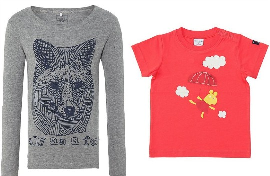 Children's Clothing Sale: Items From 90p @ House Of Fraser