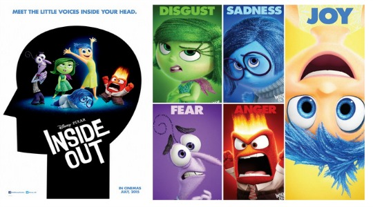 New Pixar Film 'Inside Out': Could It Help Children Talk About Their Emotions?