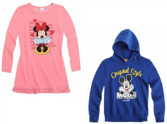 Children's Character Clothing From £1.95 @ LamaLoLi