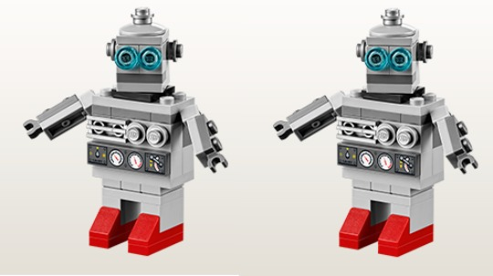 FREE Lego Robot Mini Build - Thurs 5th March in Lego stores.