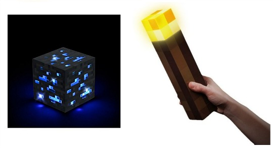 Minecraft Lights from £13.99 Delivered @ Amazon