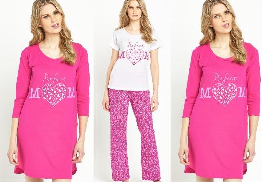 Mother's Day Nightie/Pyjamas £8/£12 @ Very
