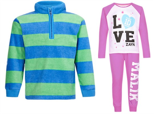 Further Reductions On Childrenswear: Items From £1 @ Marks And Spencer