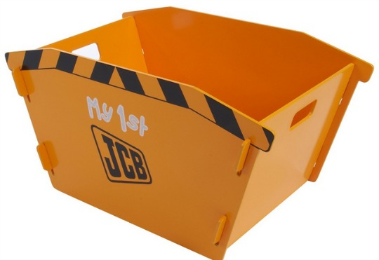 Kidsave JCB Skip Toybox £25 @ Asda George/Amazon