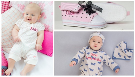 Up To 70% Off Personalised Baby Gifts With Free Gift Box @ My 1st Years