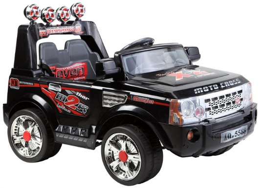Sanway Range Rover Style Kids Ride On with Rechargeable Battery £84.08 Delivered @ Amazon