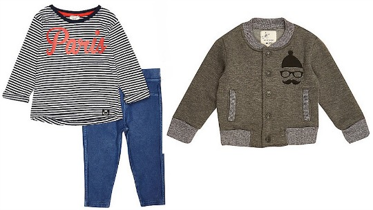 SALE NOW ON: Childrenswear From £1 @ River Island