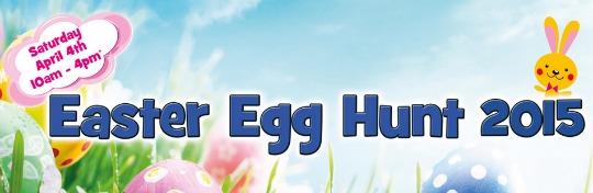FREE Easter Egg Hunt: Saturday 4th April @ Smyths Toys