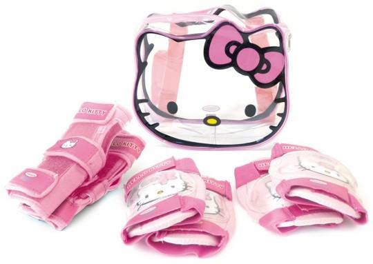 Hello Kitty Elbow And Knee Wrist Pads £4.49 @ Argos