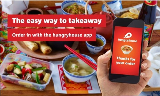 £5 For £10 To Spend On Hungryhouse Takeaway @ Groupon