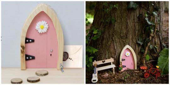 Magical Fairy Door £16.95 Was £19.99 @ Prezzy Box