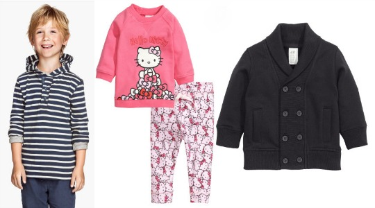 *Instore Only* 3 For 2 On Children's Clothing Sale Items @ H&M