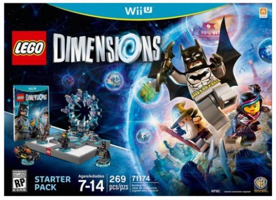 LEGO Dimensions Toys To Life Game Announced! Pre-Order @ Amazon / Smyths Toys NOW