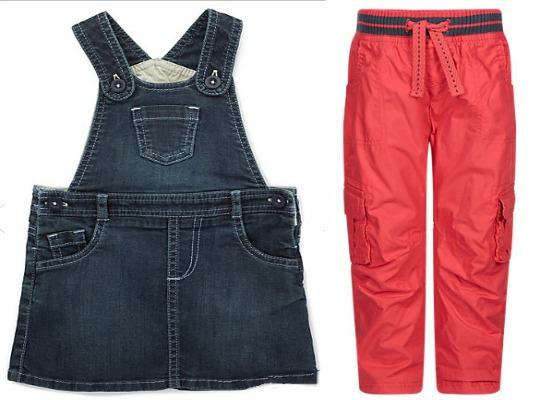 Up To 70% Off Children's Clothing @ Marks And Spencer