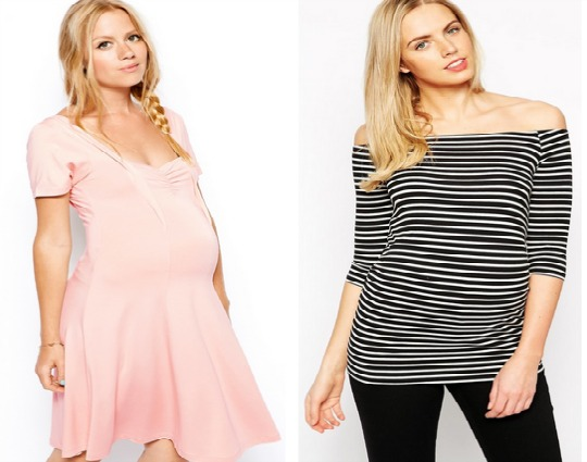 Maternity Wear Sale: Items From £3.60 @ ASOS