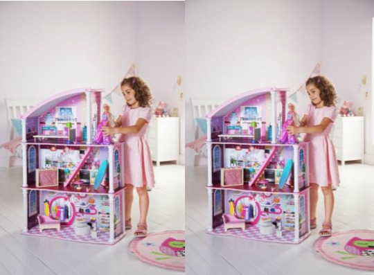 Chad Valley 2-In-1 City Living Dolls House £39.99 @ Argos