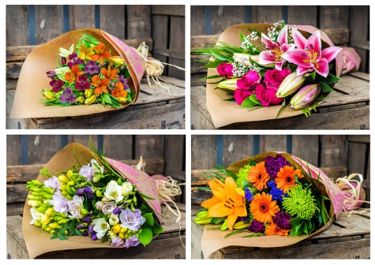 NEW Flower Bouquets With Free Delivery from Home Bargains!
