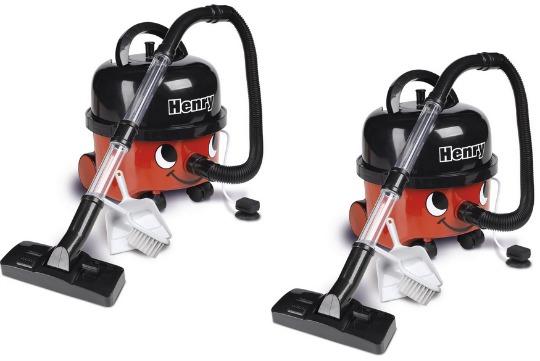 Numatic Little Henry Toy Vacuum Cleaner £13.33 @ Amazon/Tesco Direct
