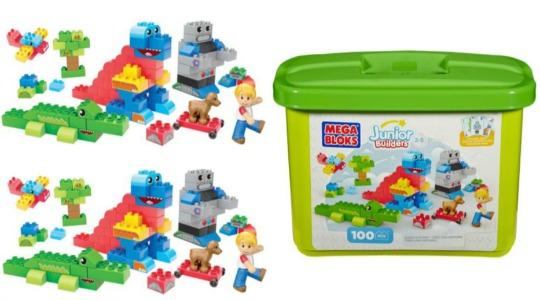 Mega Bloks Junior Builders Endless Build Tub £7.49 @ Argos