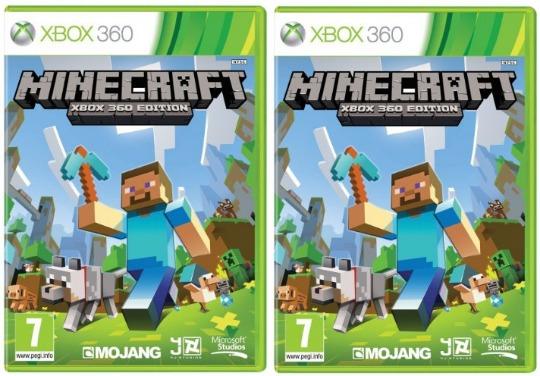 Minecraft (Xbox 360) £8.15 @ Amazon
