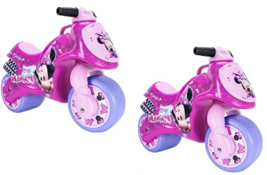 Minnie Mouse Foot To Floor Ride On £23.99 @ Argos