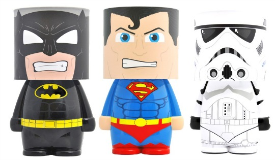 Batman/Superman/Breaking Bad/Stormtrooper Look-ALite LED Table Lamp £15.99 Delivered @ IWOOT