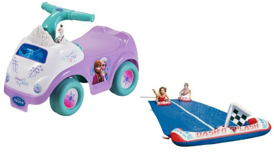 Great Deals On Outdoor Toys: Items From £2.49 @ Argos