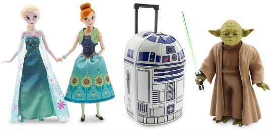 10% Off EVERYTHING (including Frozen & reduced items) Today Only @ The Disney Store