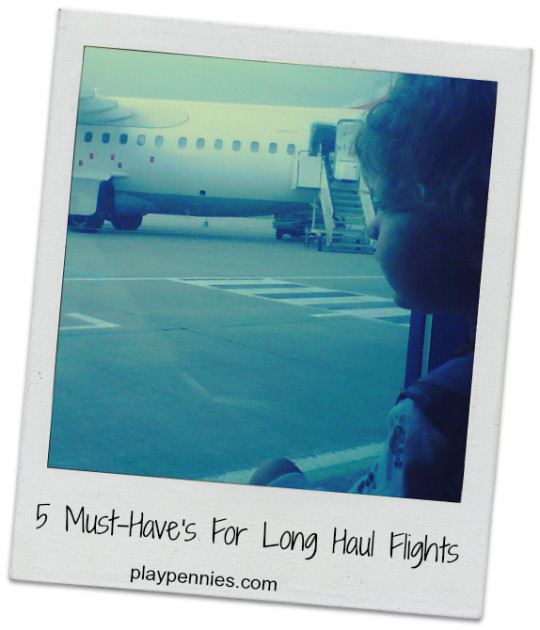 5 Must-Haves For Long Haul Flights