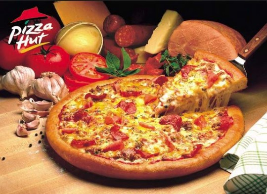 50% Off All Pizzas When You Spend £15 From Monday @ Pizza Hut