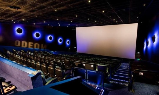 Heads Up: 3 ODEON Cinema Tickets For £12 @ Groupon