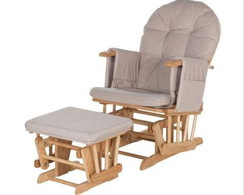 Recline Glider Chair & Stool £79.99 @ Kiddicare