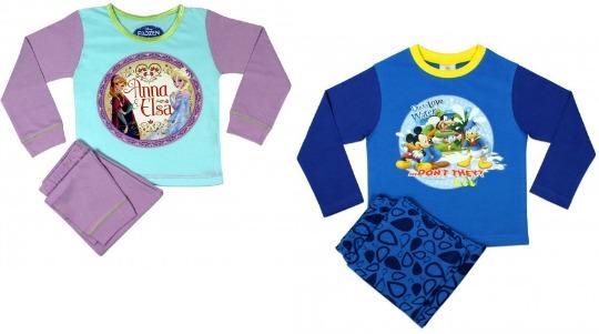 Bank Holiday Bonanza: Pyjamas From 95p @ Character.com