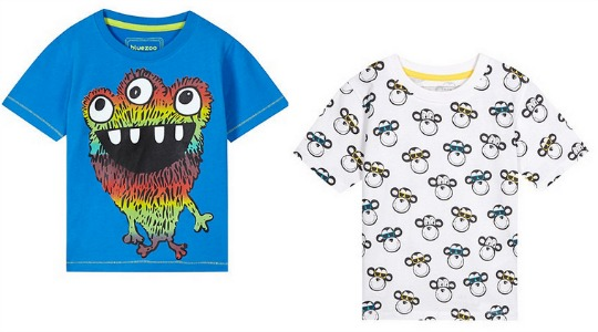 Selected Children's Clothing Half Price Or Less: From £1.50 @ Debenhams