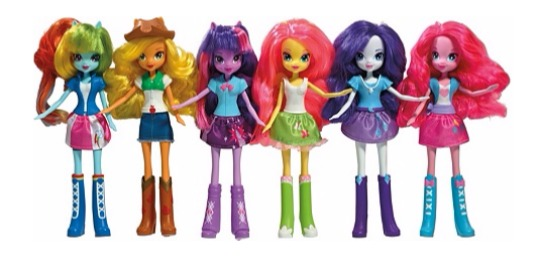 FREE My Little Pony Equestria Girls Doll In Exchange For Your Old Doll on 6th June @ The Entertainer